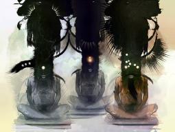 """3 Magi"" by David Senecal"