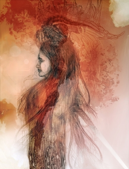 """Ericka"" by Dave Senecal"